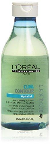 L'Oréal Professionnel Shampoo Nutriente e per la Definizione dei Boccoli, 250 ml