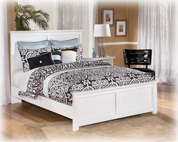 Best Queen Panel Bed by Ashley Furniture