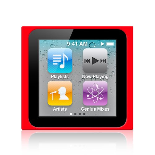 iPod Nano 6th Generation skin case for iPod Nano 6th Generation, 6th Gen,