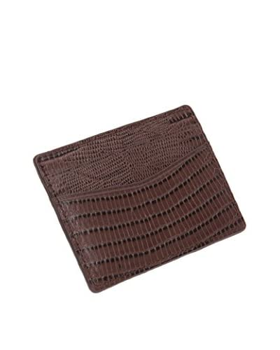 WOLF Blake Card Wallet, Brown