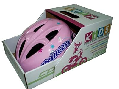 Coyote Kids Princess Girls Bike Helmet by Coyote