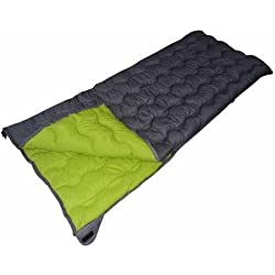 Ozark Trail 40F Mid Outdoor Comfort Sleeping Bag - Gray