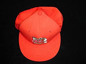 Buffalo Indians Minor League Professional Model Baseball Hat - Size 7 & 5 8 by Hollywood Collectibles