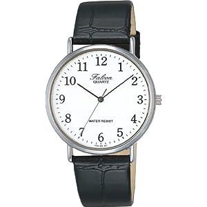 [シチズン キューアンドキュー]CITIZEN Q&Q 腕時計 Falcon (フォルコン) アナログ表示 ホワイト V722-850 メンズ