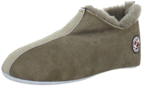 Shepherd - Henrik Slipper, Pantofole A Casa da uomo, beige (stone 25), 42
