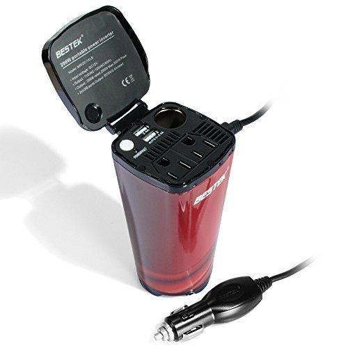 BESTEK 150W Power Inverter Car Char…