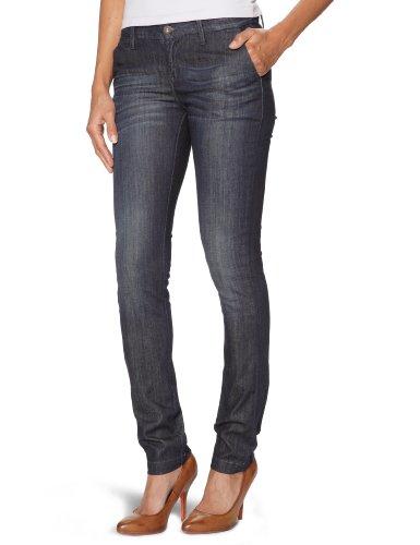 Roxy - Pantalones vaqueros para mujer, tamaño M, color oscuro vintage