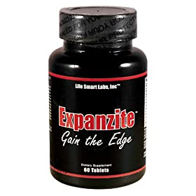 1 Expanzite - Hardcore Male Enhancement Penis Enlargement 1 Month 60 Pills