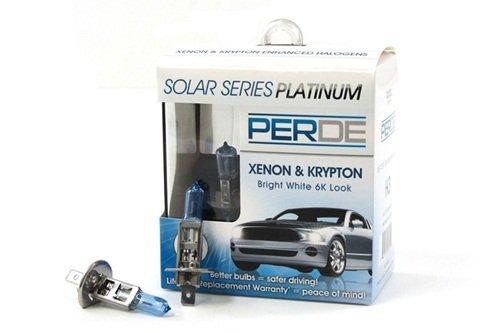 08 Infiniti M45 Perde Xenon H1 Headlight High Beam Diamond White 6000K 12V 55W