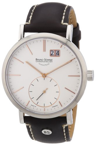 Bruno Söhnle Men's Quartz Watch Lago 17-13095-245 with Leather Strap