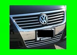 Amazon.com: VOLKWAGEN VW EOS 2007-2009 CHROME GRILLE GRILL