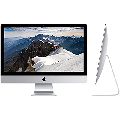 Apple iMac MF885HN/A 27-inch Desktop (Core i5/8GB/1TGB/AMD Radeon R9 M370X with 2GB)