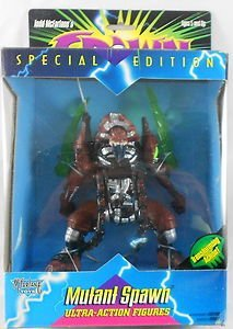 Spawn Ultra Action Figure Mutant Spawn (japan import) - 1