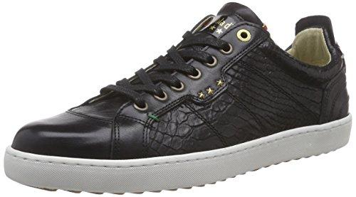 Pantofola d'OroMONTEFINO CROCO - Zapatillas Hombre , color Negro, talla 41