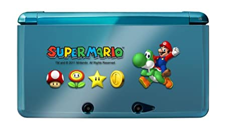 Nintendo 3DS Mario Protector and Skin Set