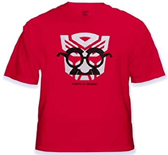 Robots in Disguise T-Shirt #52 / #1348 (Mens Small)