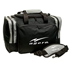 Agora Sport Duffel Bag - 20x12x12 by Agora