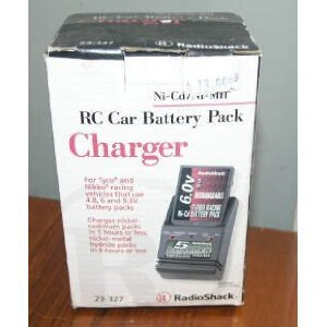 Nikko Tyco RC Car Battery Pack Charger 23-327