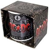 AC/DC Kaffeebecher BLACK ICE - Rock to Go!