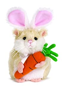 Webkinz Carrots Mazin Hamster by Ganz USA LLC