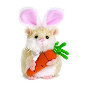 Webkinz Carrots Mazin Hamster Review