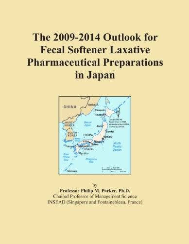 The 2009-2014 Outlook for Fecal Softener Laxative Pharmaceutical Preparations in Japan