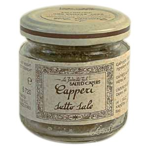 Large Pantescan Capers In Salt