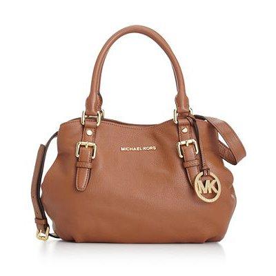 Michael Michael Kors Handbag, Bedford East West Satchel, Luggage