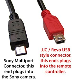 JJC SR-F2 Extension Cable 27 ft. Heavy Duty for JJC and Revo Brand Remotes Only. JJC27 Cable from Studio 1 Productions