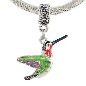 Hummingbird Pandora Charm