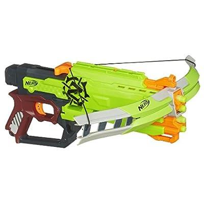 Nerf Zombie Strike Crossfire Bow Blaster from Nerf