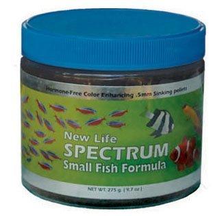 New life spectrum small fish formula 200g animals pet for New life spectrum fish food