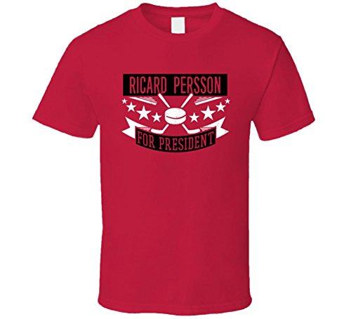 ricard-persson-for-president-ottawa-hockey-player-sports-t-shirt-medium