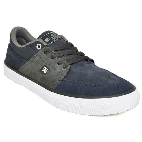 DC(ディーシー)Shoes Wes Kremer SK black/resin US-8.0インチ(26.0cm)