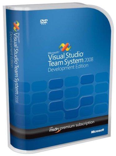 Microsoft Visual Studio Team System 2008 Development Edition