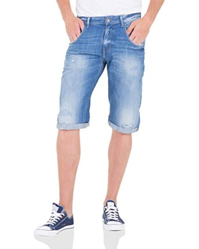 BIG STAR Bermuda Conner_Bermudas  [Denim Washed]
