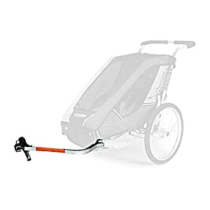 Chariot Cycling Kit for CTS Adventure Carriers Compatible with Cheetah 1, 2/Cougar 1, 2 and CX 1, 2 (2003 or newer)