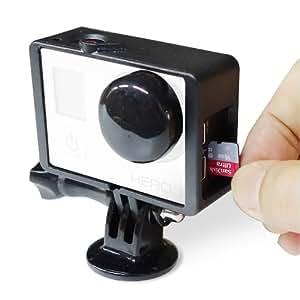 The Frame ネイキッドフレーム for GoPro Hero 3 + トライポッドマウント + レンズキャップ セット 商品