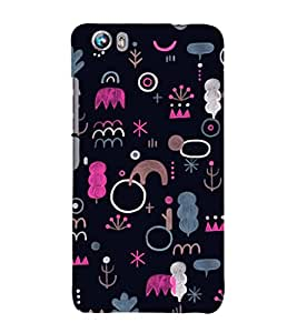 EPICCASE Amusement Park Mobile Back Case Cover For Micromax Canvas Fire 4 A107 (Designer Case)