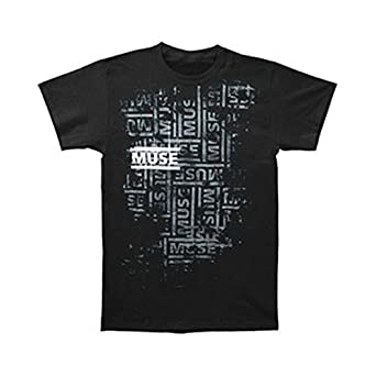 T-Shirt - Muse - Logo Repeat XL