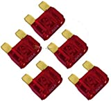 Xscorpion Mxf120 120 Amp Fuses 5 Maxi Fueses Per Bag