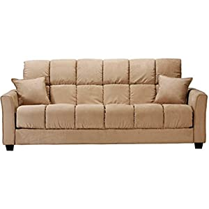 Amazoncom baja convert a couch and sofa bed multiple for Baja convert a couch and sofa bed reviews