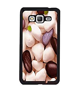 printtech Pebbles Stones Back Case Cover for Samsung Galaxy Grand Prime G530h