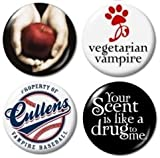 Twilight Buttons/Pins/Badges