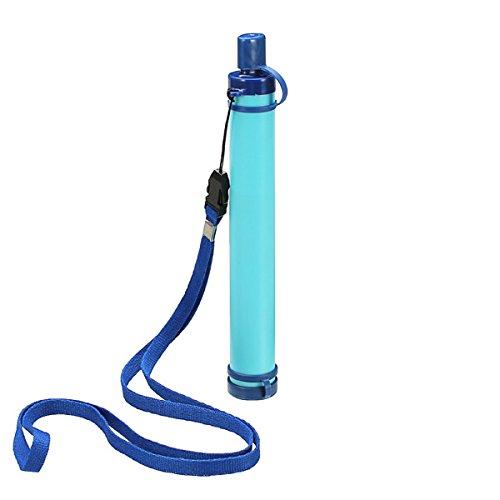 MaMaison007 All'aperto acqua depuratori filtro personale paglia bere tubo