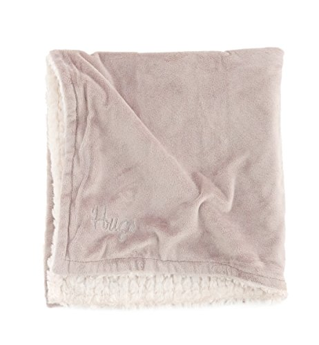 Tadpoles Hugs Blanket, Tan - 1