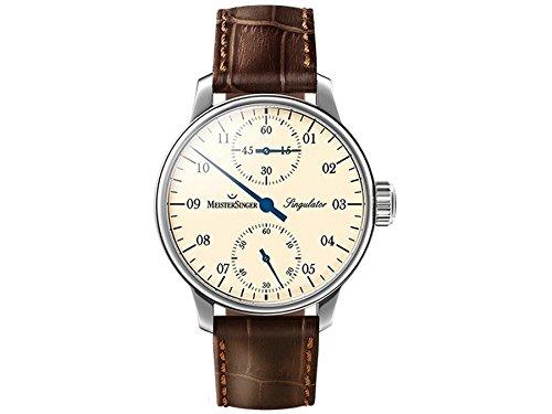 Meistersinger reloj hombre Singulator SIM103