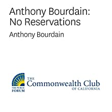 Anthony Bourdain: No Reservations  by Anthony Bourdain Narrated by Narda Zacchino