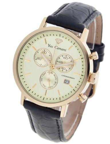 Yves Camani Watches YC1016-H - Orologio uomo