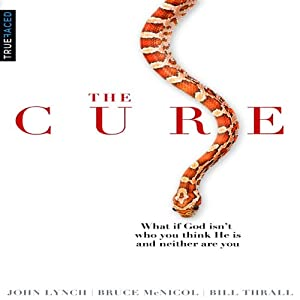 The Cure: What If God Isn't Who You Think He Is and Neither Are You? Audiobook